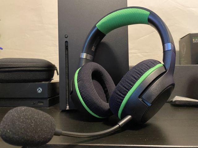 Razer Kaira Pro, review. The next generation helmets for Xbox Series