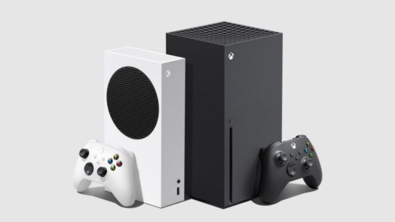 Comparison Xbox Series X and Series S: how much do the games weigh? Differences