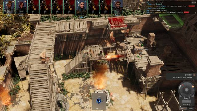 Solasta: Crown of the Magister, impressions: a very promising CRPG