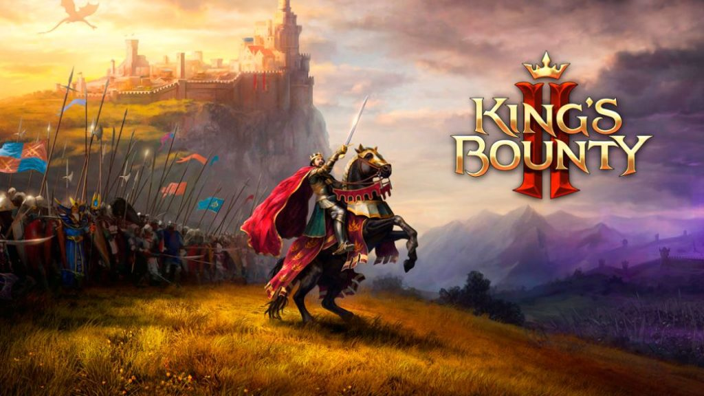 King's Bounty 2, impressions. The king rides again