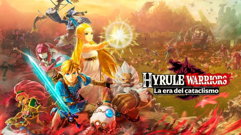 Hyrule Warriors: Age of Cataclysm, impressions. War of wars