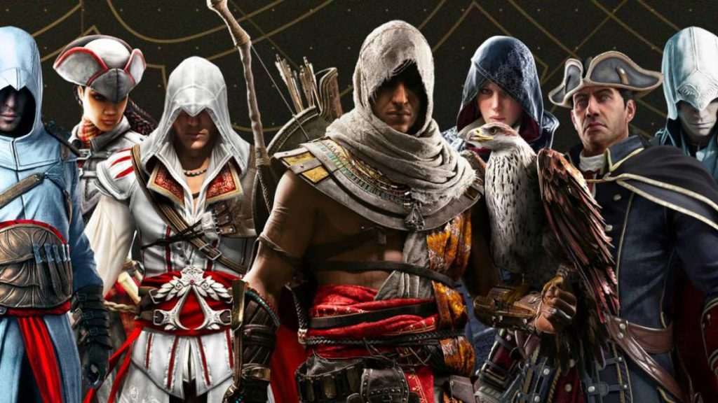 Assassin's Creed, in what order to play the saga?