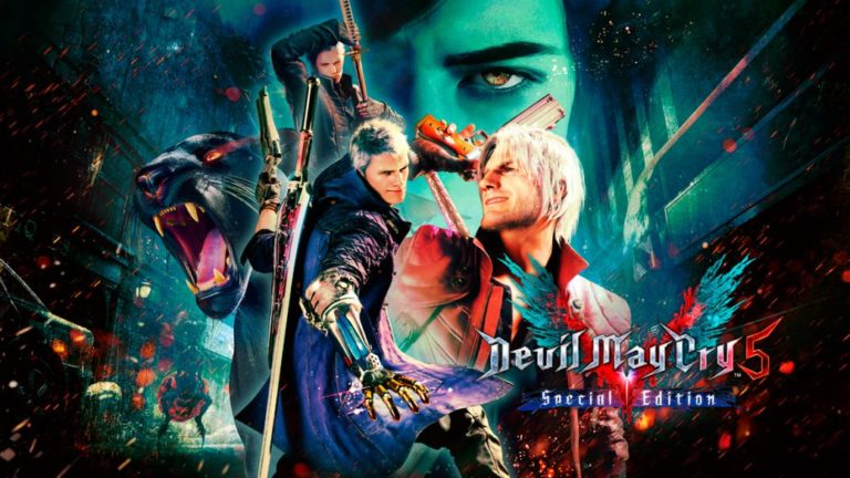 Devil May Cry V Special Edition, PS5 Review; Vergil May Cry