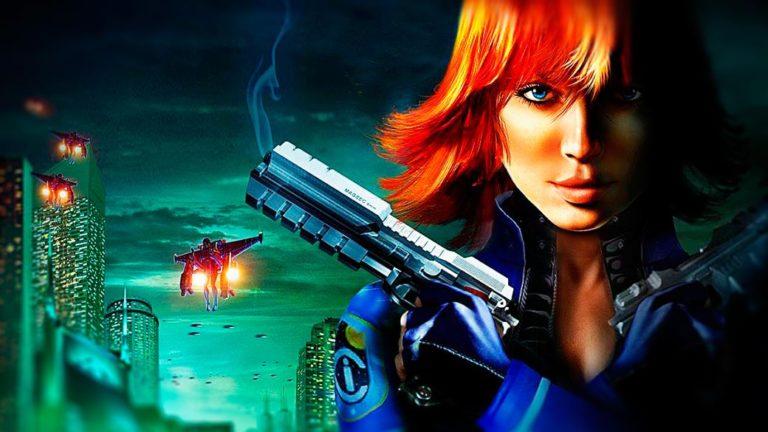 Joanna Dark, Rare's secret agent