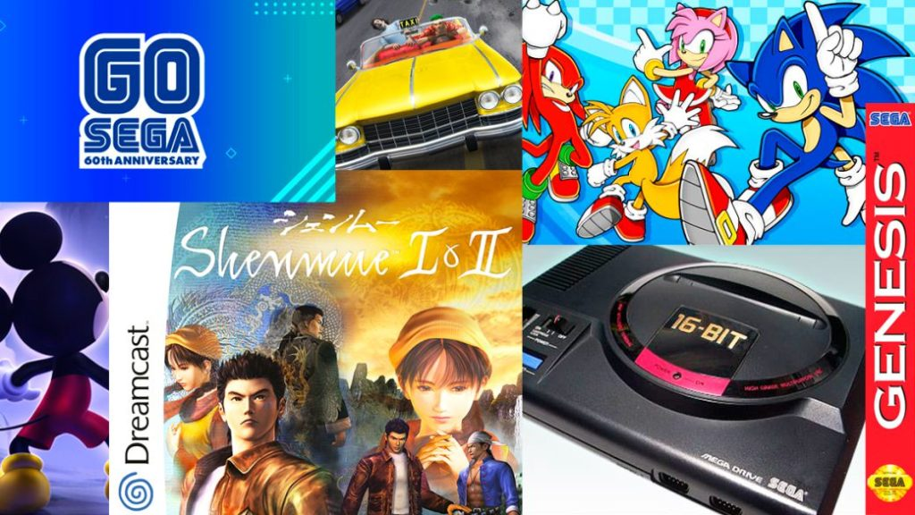 SEGA's 60 years: a journey full of history and uncertainty