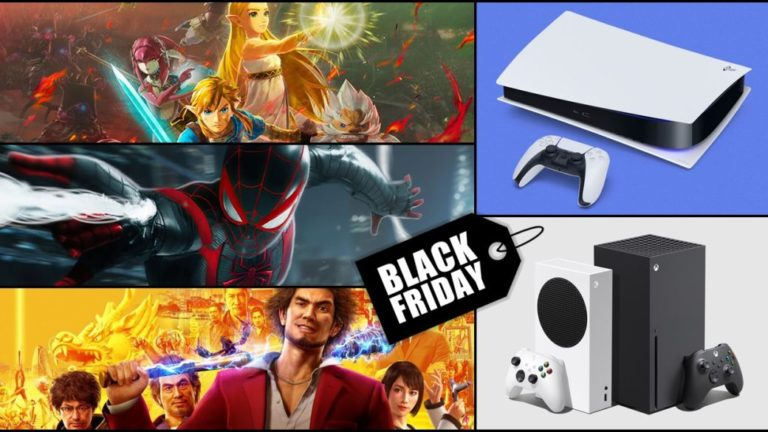 Black Friday 2020; when does it start? The best deals on video games and consoles