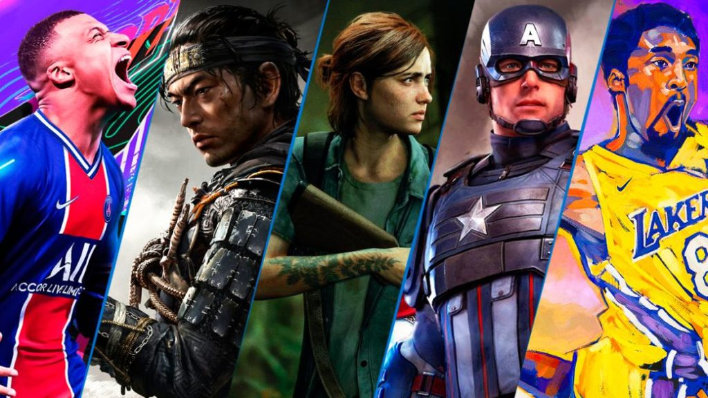 Experience PlayStation Black Friday with discounts on games from the PS Store, PS Plus and PS Now