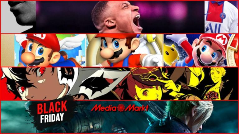 Black Friday 2020 on Media Markt: the best deals on video games and consoles