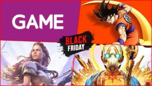 Black Friday 2020 at GAME: the best deals on video games and consoles