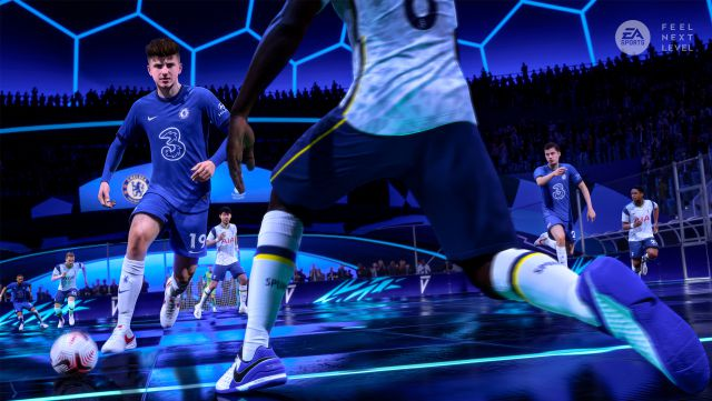 FIFA 21 on PS5 and Xbox Series: A First Look at the Next Generation
