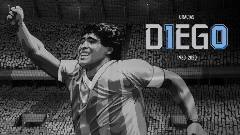 Maradona and the speculation around death in FIFA FUT
