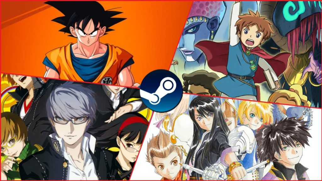 Fall Sale on Steam: Dragon Ball, Naruto, Persona and more anime games