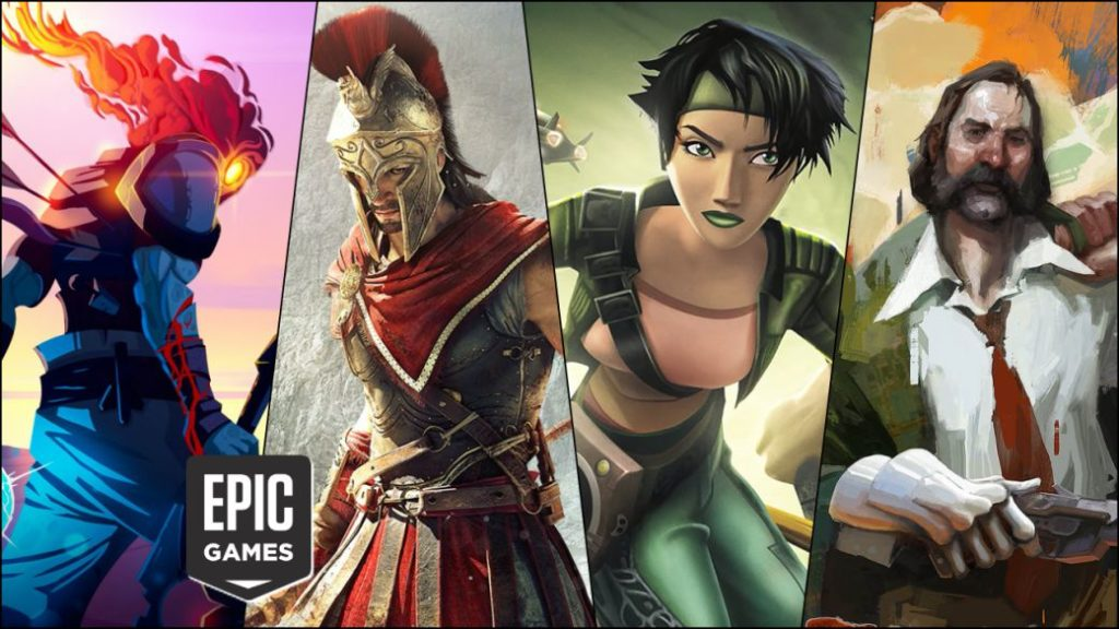 Black Friday deals at Epic Games Store: discounts of up to 75% on games