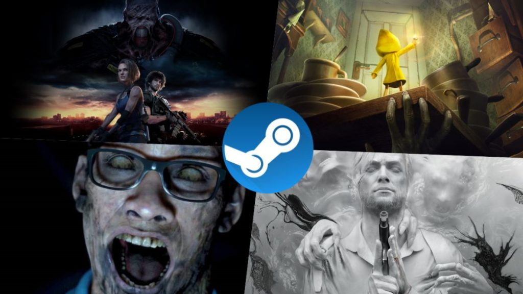 Autumn sales on Steam: 15 great games to pass through authentic terror