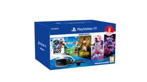 Sony Launches New PS VR Mega Pack with 5 Games for PS4 and PS5; offer for Black Friday