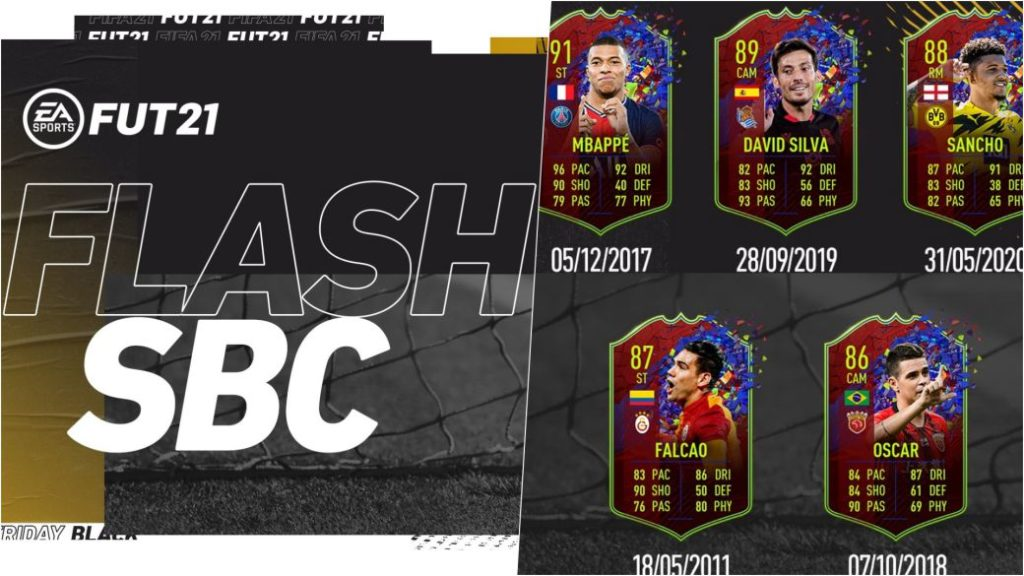 FIFA 21 Black Friday event: Record Breakers, squad challenges and the best TOTW