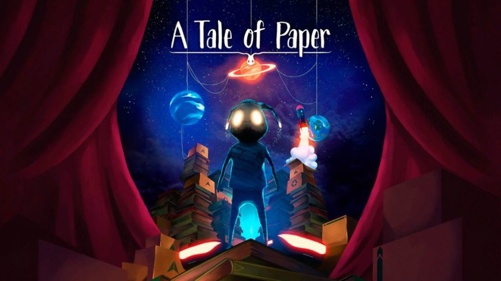 A Tale of Paper, Reviews. Origamis and sensitivity