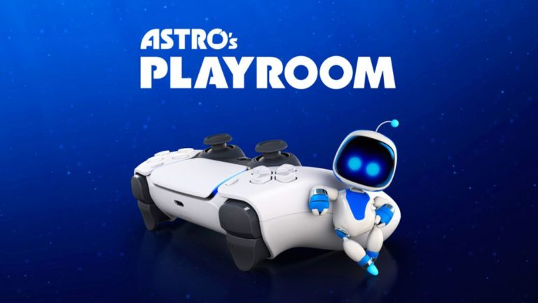 Astro Playroom, analysis; a gift for Playstation fans