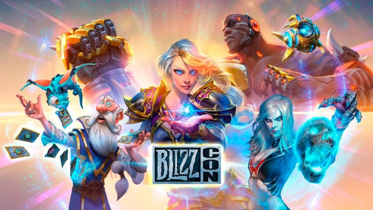 BlizzCon 2021 February will be free for everyone: open contests