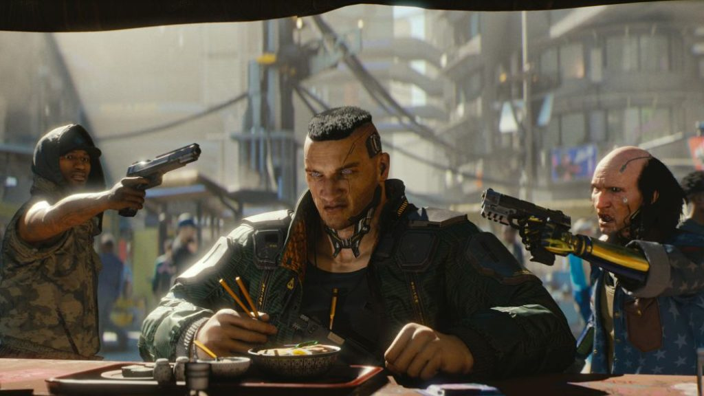Cyberpunk 2077 explains how to move the game to PS5 and Xbox Series X | S