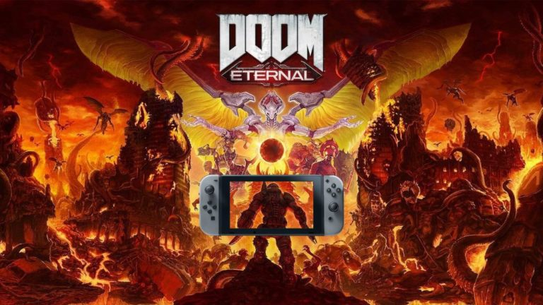 DOOM Eternal to be released digitally only on Nintendo Switch