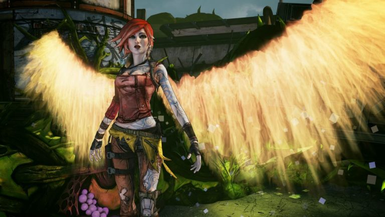 Download Lilith's DLC for Borderlands 2 on Switch for a limited time free