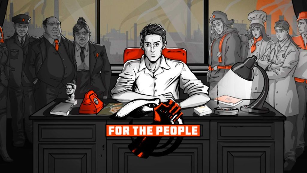 For the People, Reviews: we are all corruptible