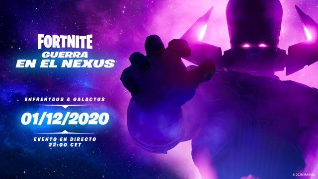 fortnite episode 2 season 4 final event galactus date time