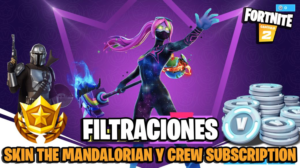 Download Fortnite Crew Skins