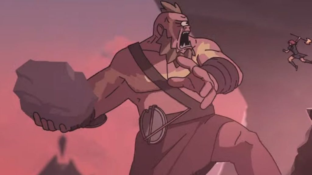 Immortals Fenyx Rising tears apart its animated trailer in a 'how it was made'