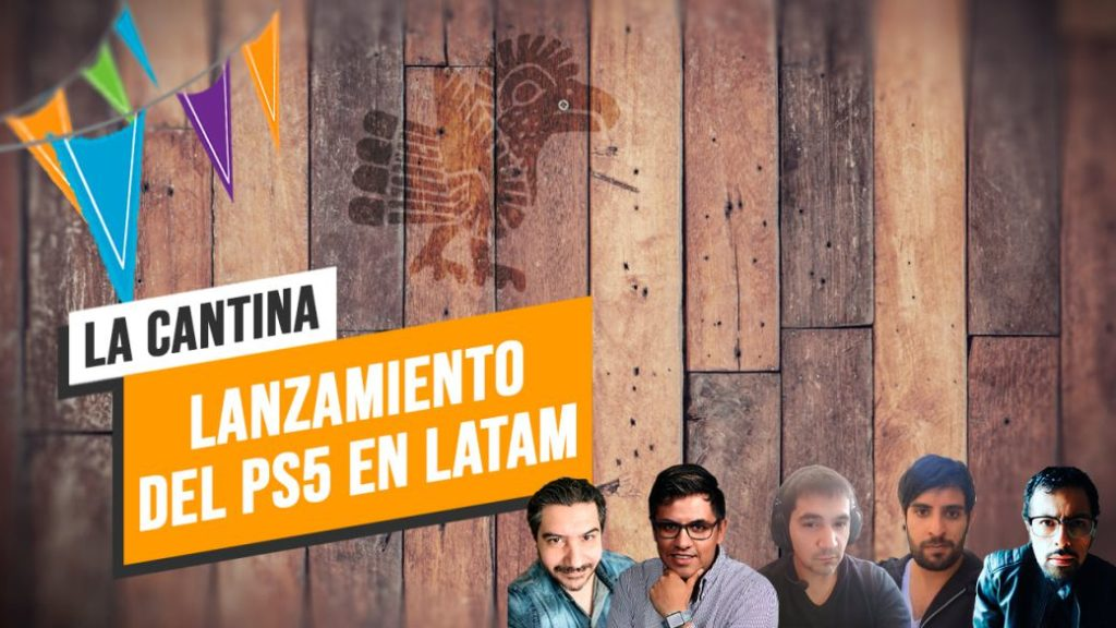La Cantina: Launch of the PS5 in LATAM