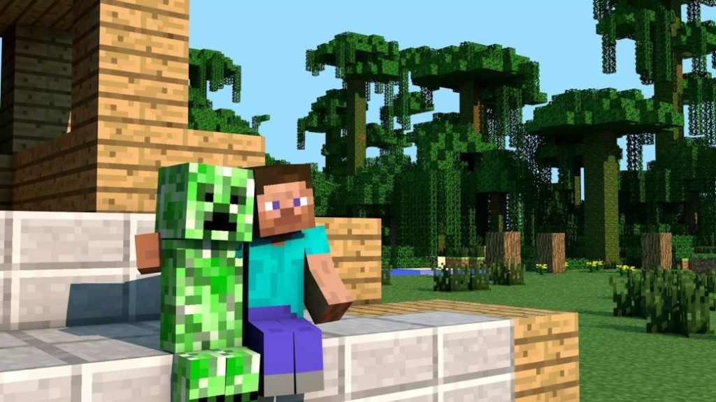 Minecraft will permanently expel those who violate the rules of conduct