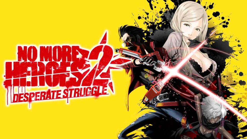 No More Heroes 2: Desperate Struggle, Nintendo Switch Reviews