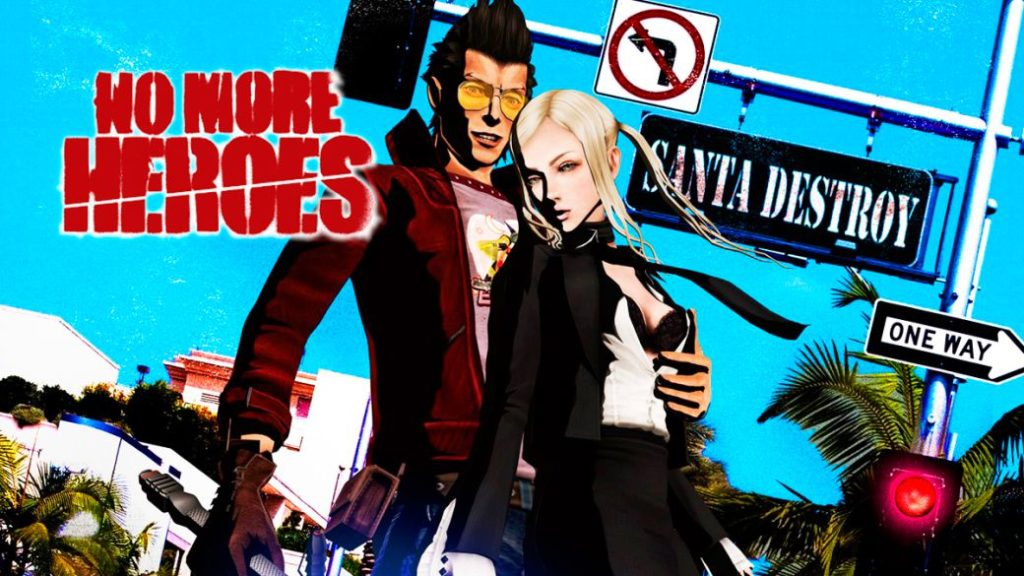 No More Heroes, Nintendo Switch Reviews: the origin of Travis Touchdown