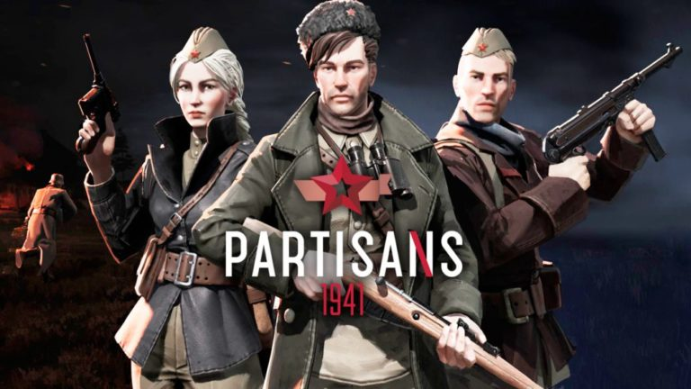 Partisans 1941: PC Analysis. Real-time tactical strategy