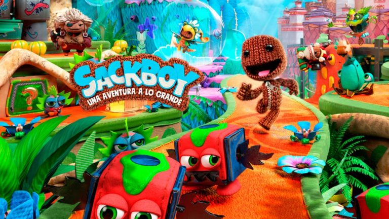 Sackboy: An adventure in a big way, analysis. Jumping to the next-gen