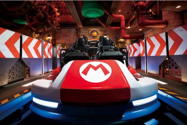 Super Nintendo World opens February 4, 2021: new images