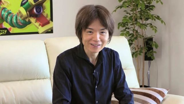 Masahiro Sakurai, Super Smash Bros. Ultimate
