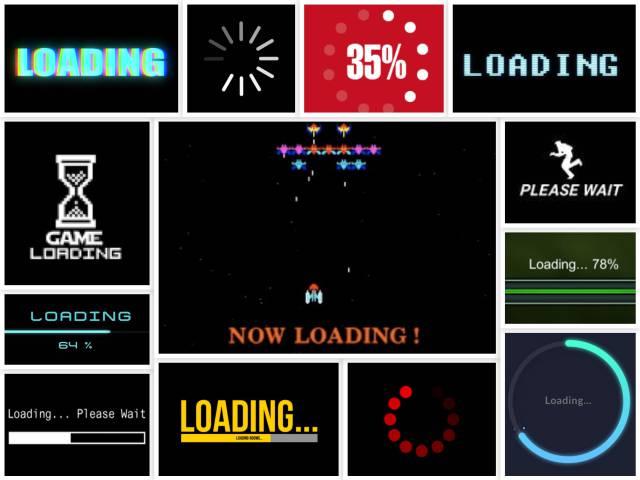 Loading screens