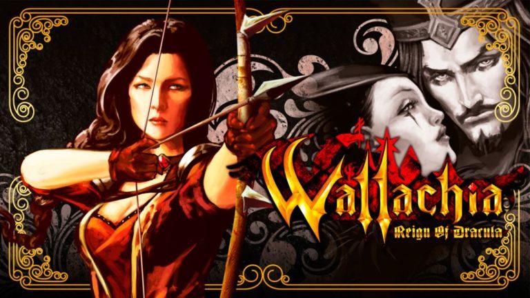 Wallachia: Reign of Dracula, analysis: ContraVania