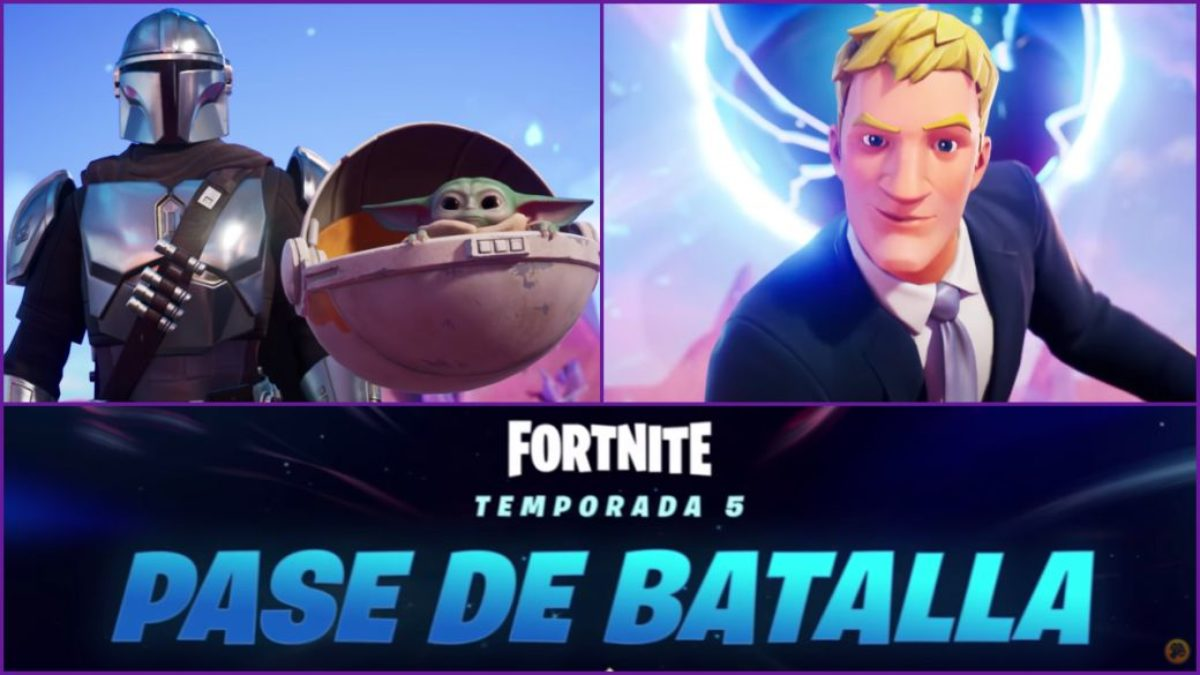 Fortnite Season 5 Battle Pass Trailer And News Mandalorian Arrives The next guest on the fortnite island? fortnite season 5 battle pass
