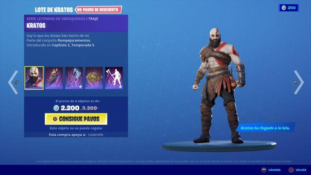 Fortnite God Of War Kratos Skin Now Available Price And Contents В игру fortnite добавили одного из . fortnite god of war kratos skin now