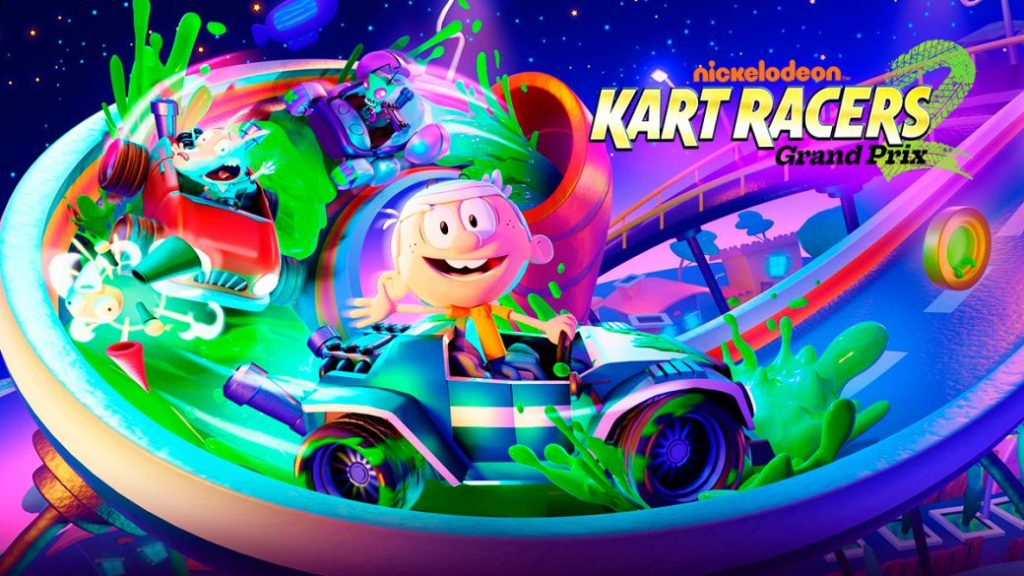 Nickelodeon Kart Racers 2 Grand Prix, Switch review