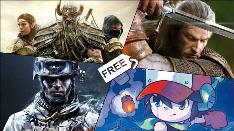 6 games to download and play for free during the weekend