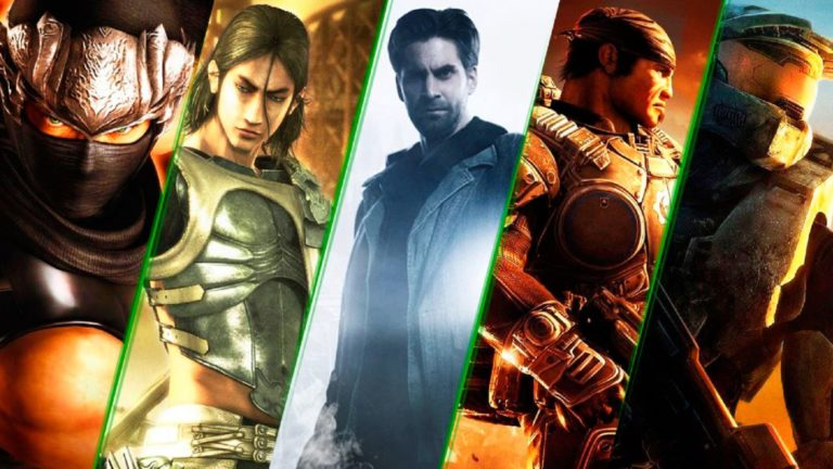 Xbox 360 15th Anniversary: ​​The Best Console Games