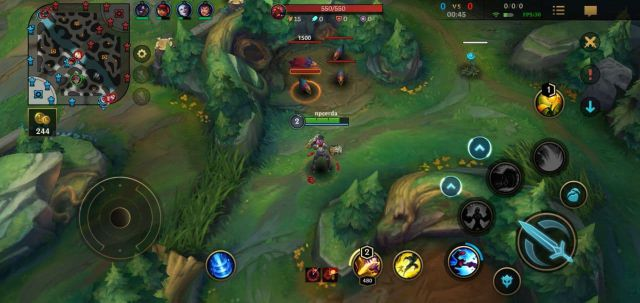 League of Legends Wild Rift Mobile Riot Games MOBA Android iOS