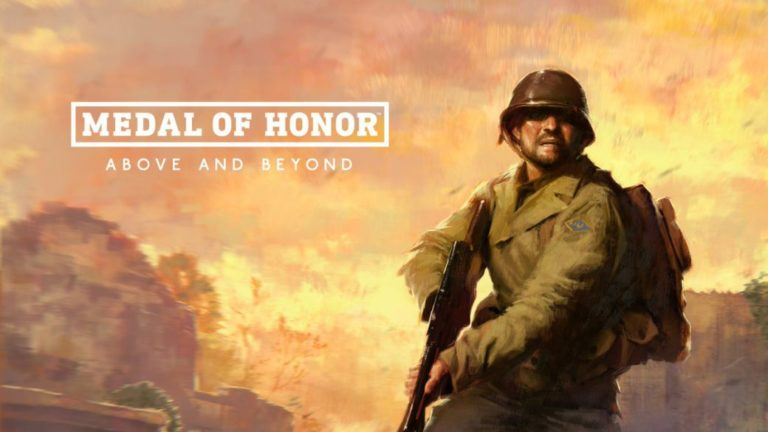 Medal of Honor: Above and Beyond, impressions. The War in Virtual Reality