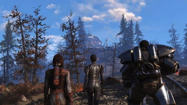 Analysis Fallout 76: Steel Dawn Brotherhood Steel DLC expansion free PC PS4 Xbox One PS5 Xbox Series X / S