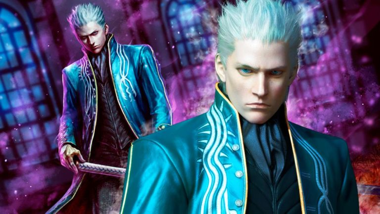 Vergil, Dante's brother and mortal enemy