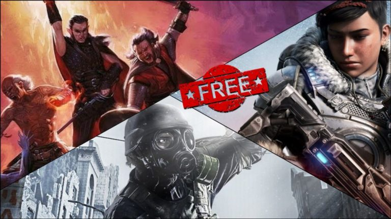6 games to download and play for free this weekend